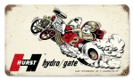 Hurst Hydro/Gate Sign