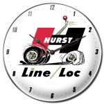 Hurst Line Loc Clock