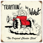 Traction By Hurst Sign