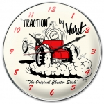 Traction By Hurst Clock
