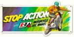 Hurst Airheart Motocross Sign 22