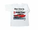 Grow Up Pontiac / GTO